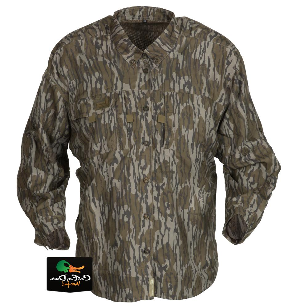 new gear mid weight hunting shirt original