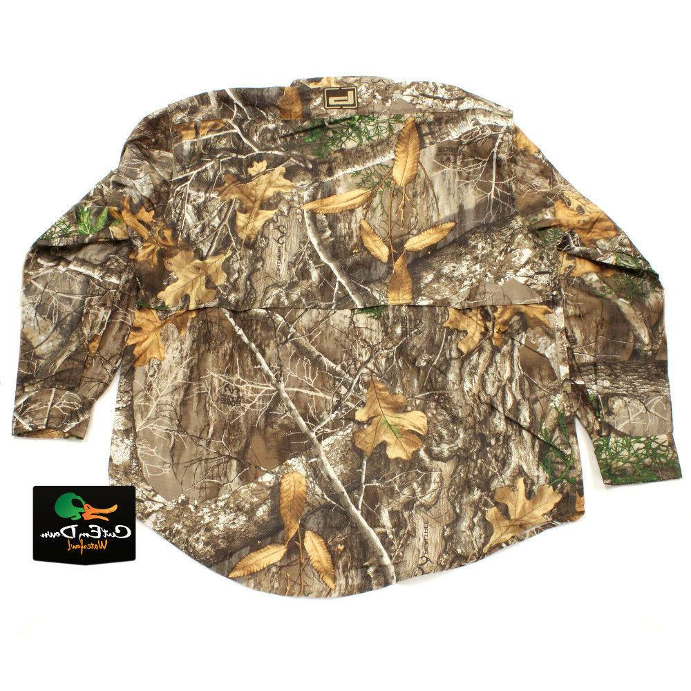 NEW GEAR WEIGHT HUNTING SHIRT EDGE LARGE