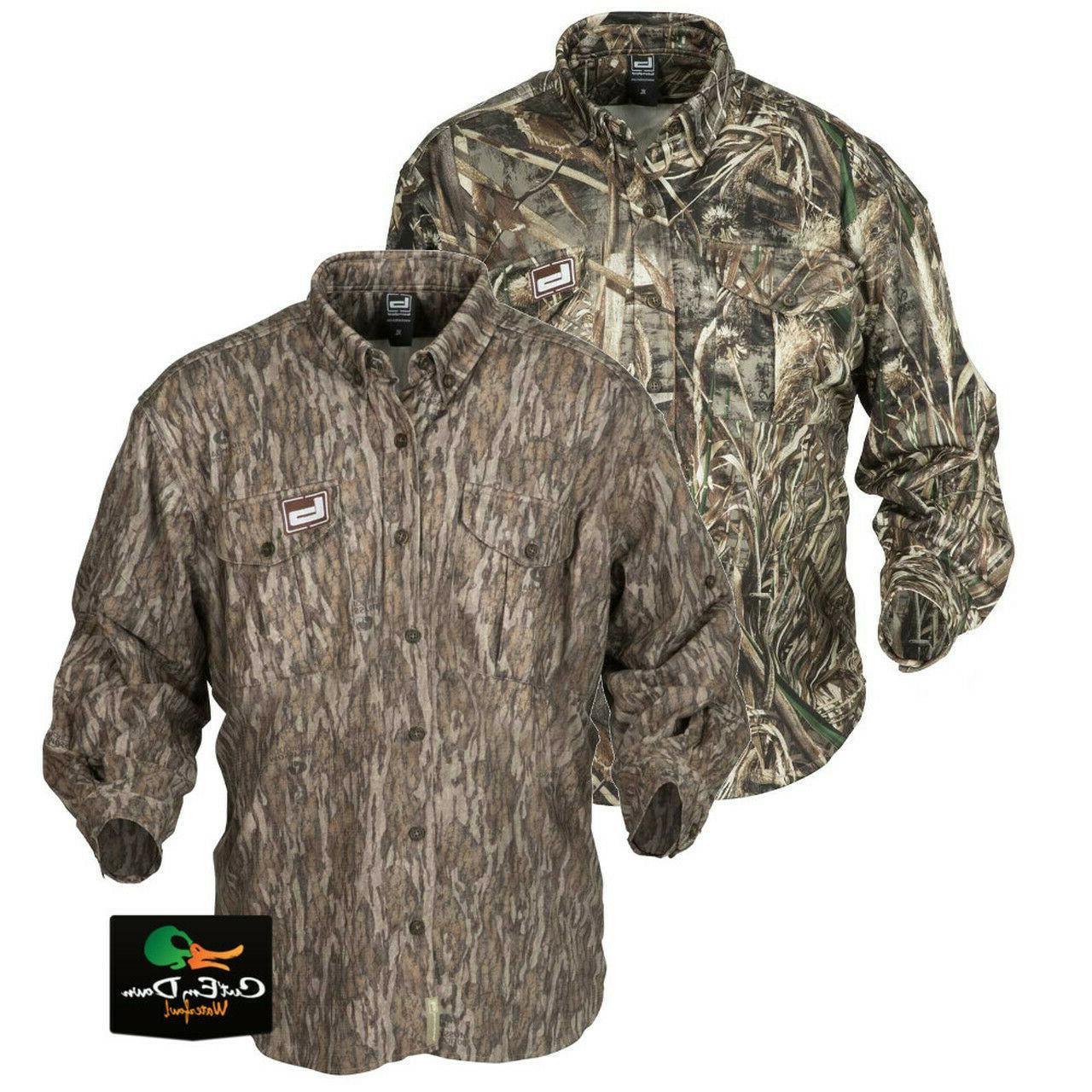 new gear tec fleece jac shirt long