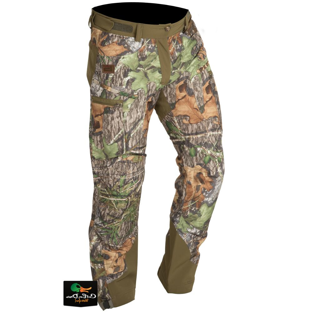 NEW BANDED GEAR TURKEY SERIES LIGHTWEIGHT HUNTING PANTS OBSE