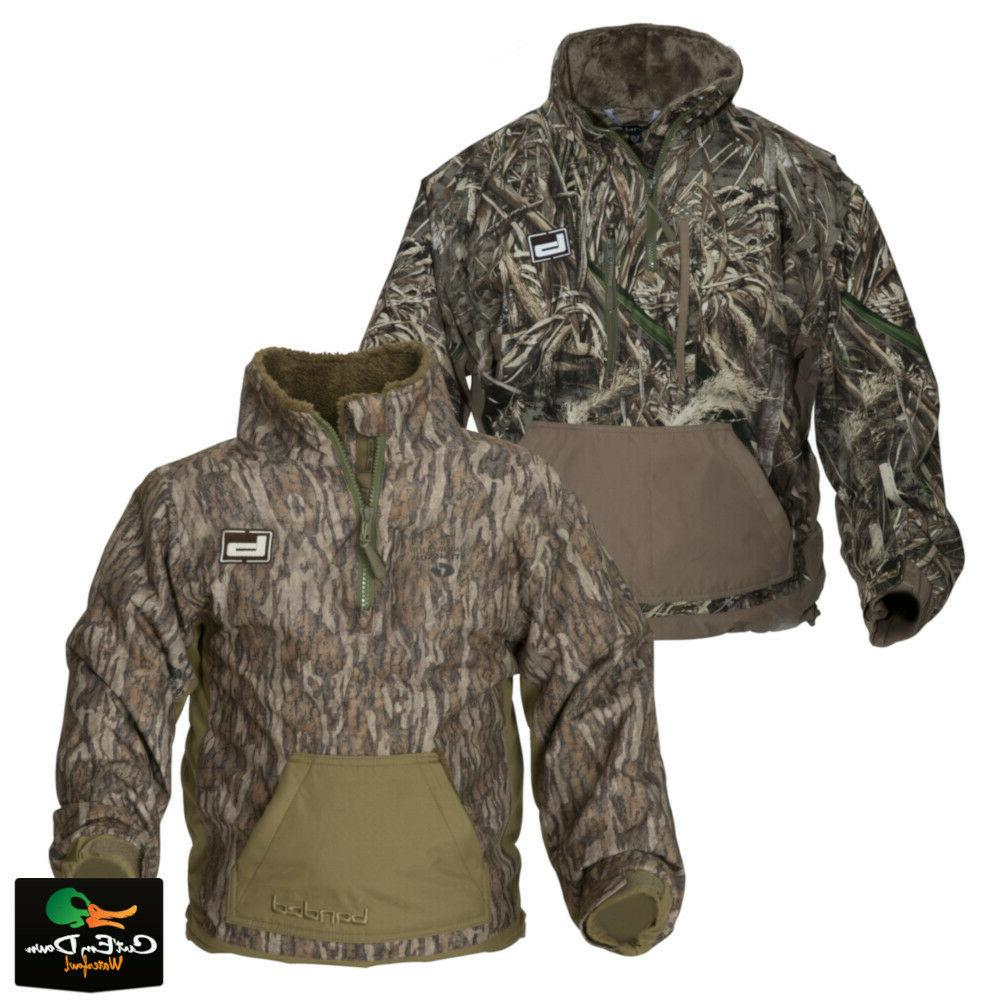 new gear youth chesapeake pullover kids camo
