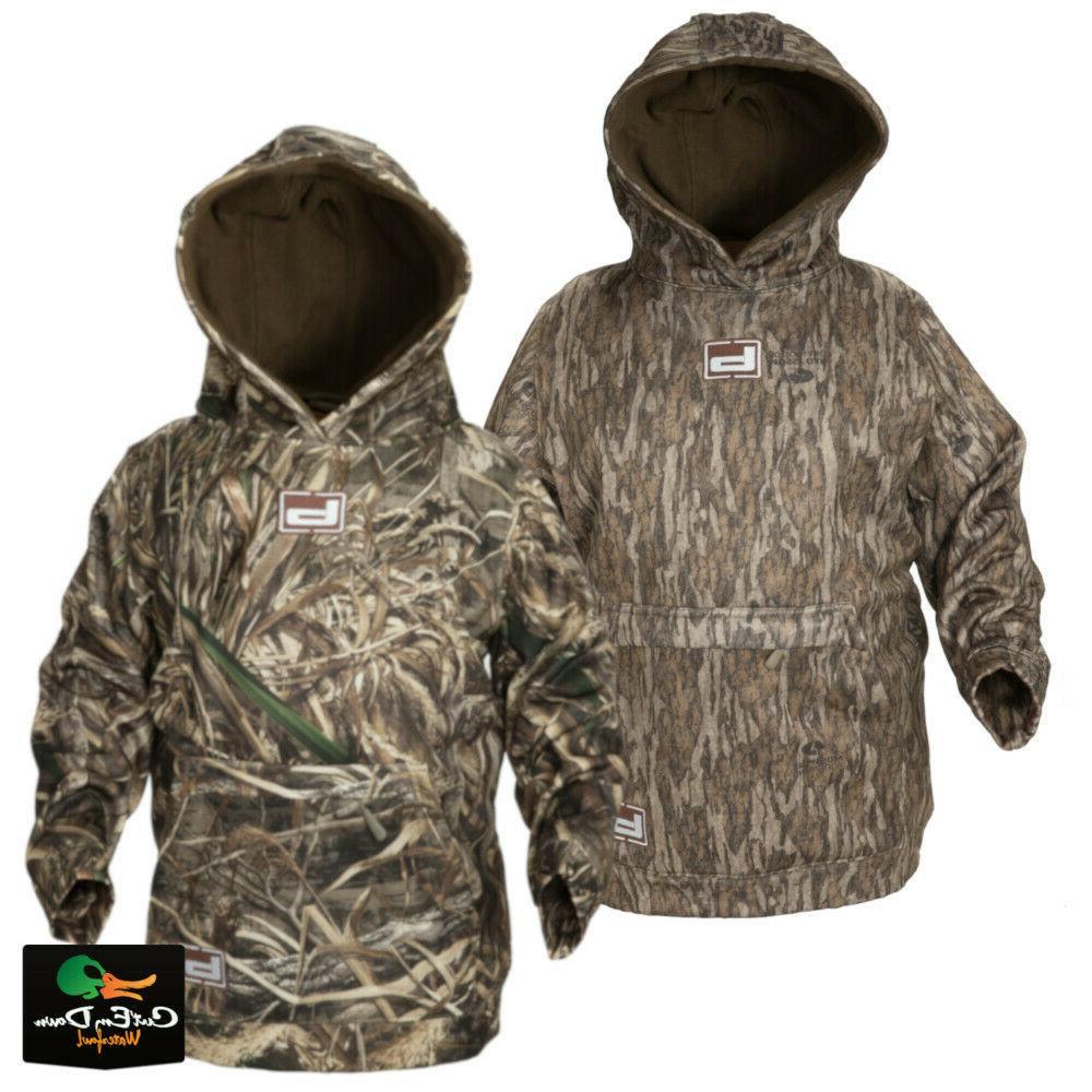 new gear youth tec fleece pullover kids