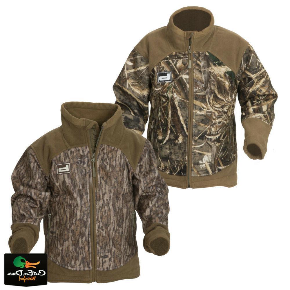 new gear youth ufs fleece jacket kids