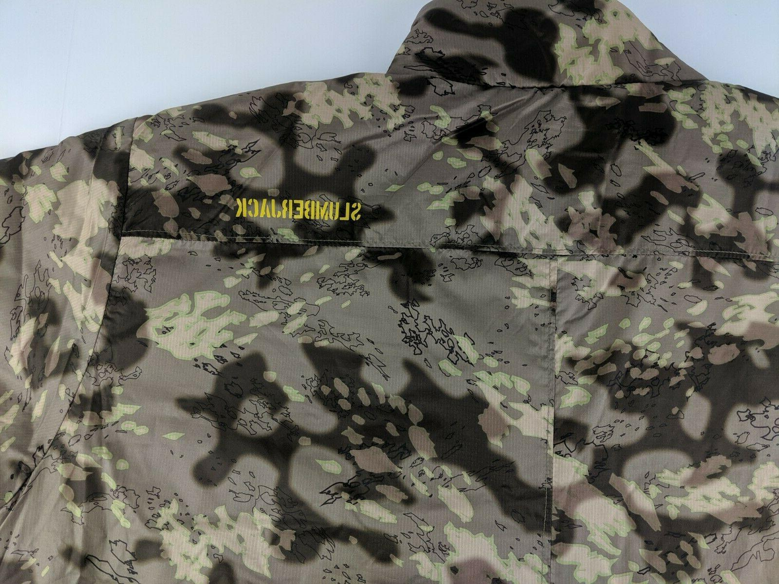 NEW Slumberjack Men XL Camouflage Hunting Gear