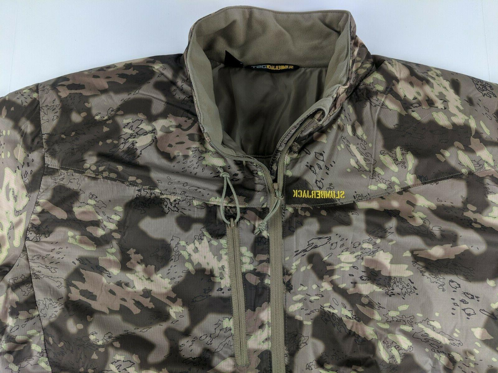 NEW Slumberjack Men Camouflage Hunting
