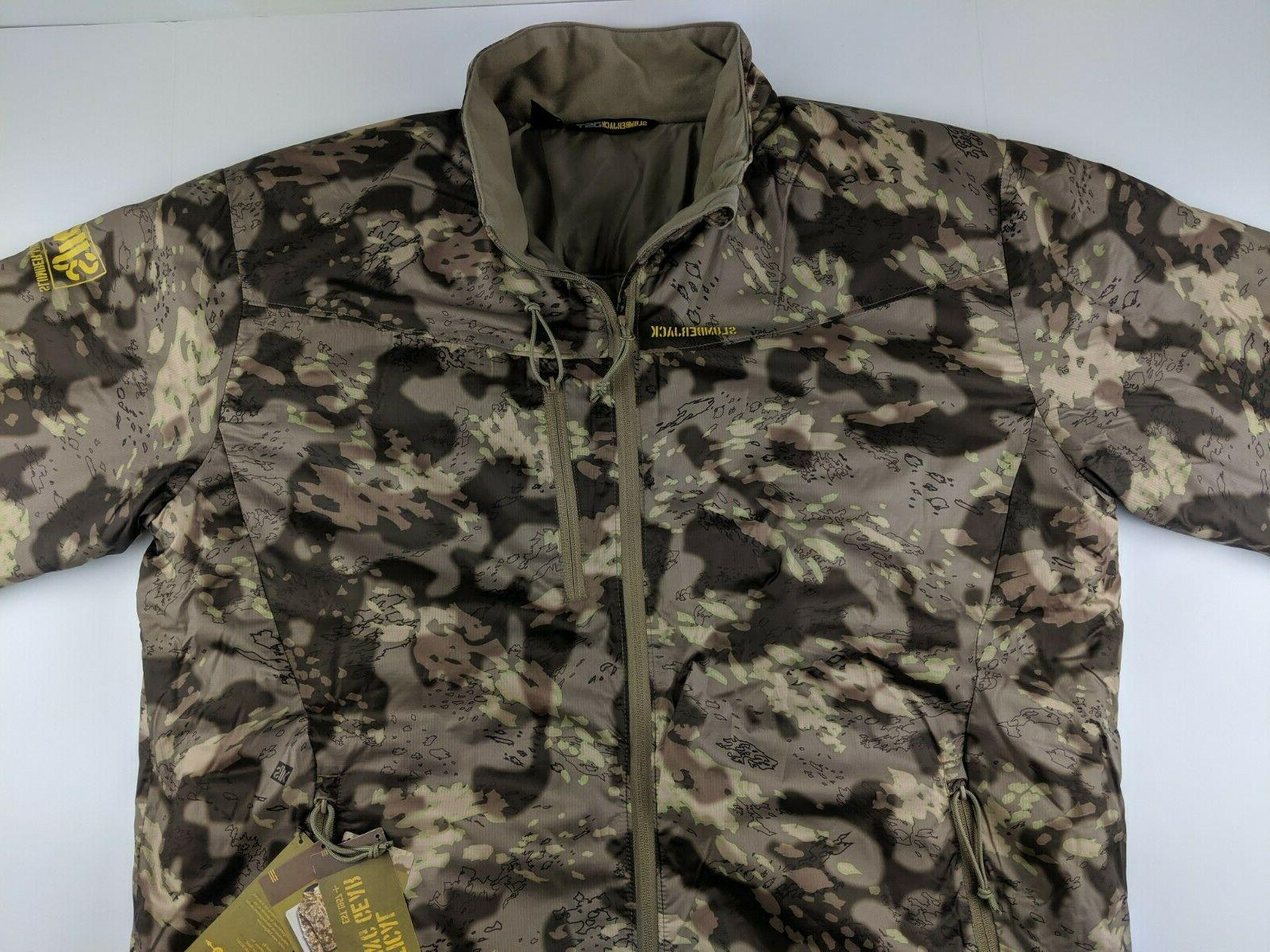 new grit jacket men xl camouflage tactical