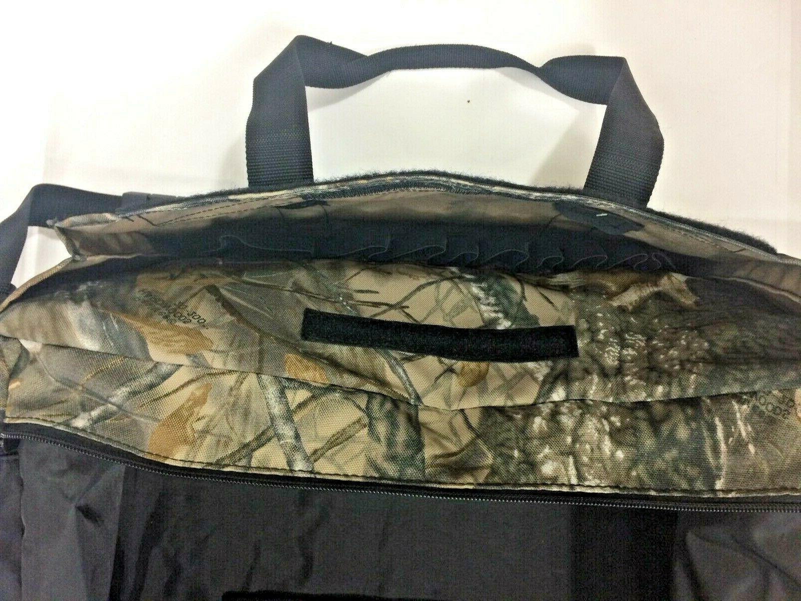 NEW Hunting Duffle Bag Outdoors Realtree NAHC Pack