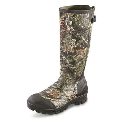 new mens ankle fit insulated rubber hunting