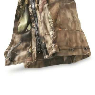 New Mens Guide Dry Waterproof Insulated Hunting Coveralls