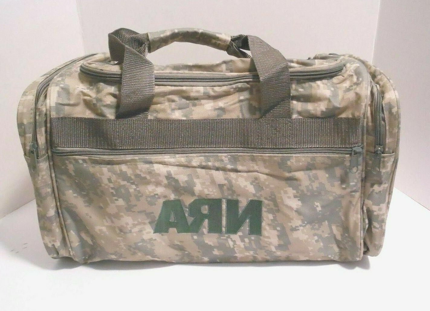 new nra camouflage hunting ammo gym travel