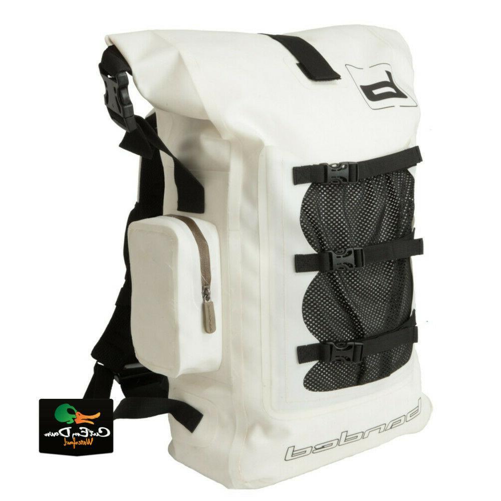 new tough mudder backpack white snow goose