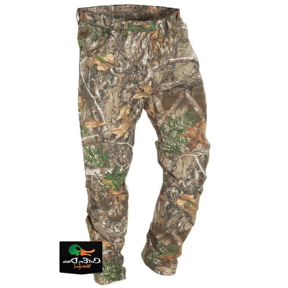 new turkey gear cotton hunting pants realtree