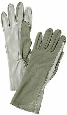 5ive Star Gear Nomex Flight Gloves 12 Sage 3826006