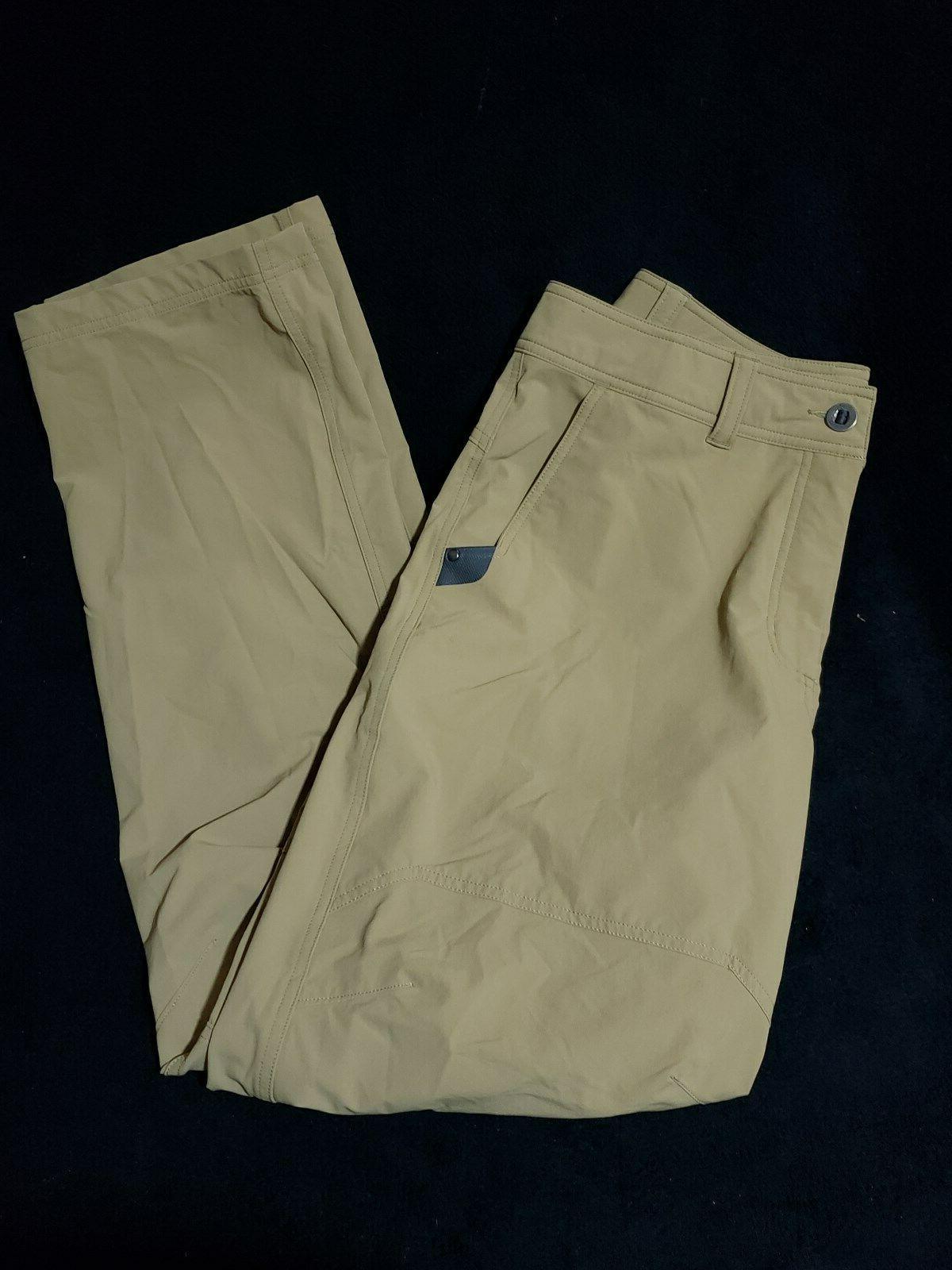 NWOT GEAR Men's Hiking Hunting Pants Size 36T