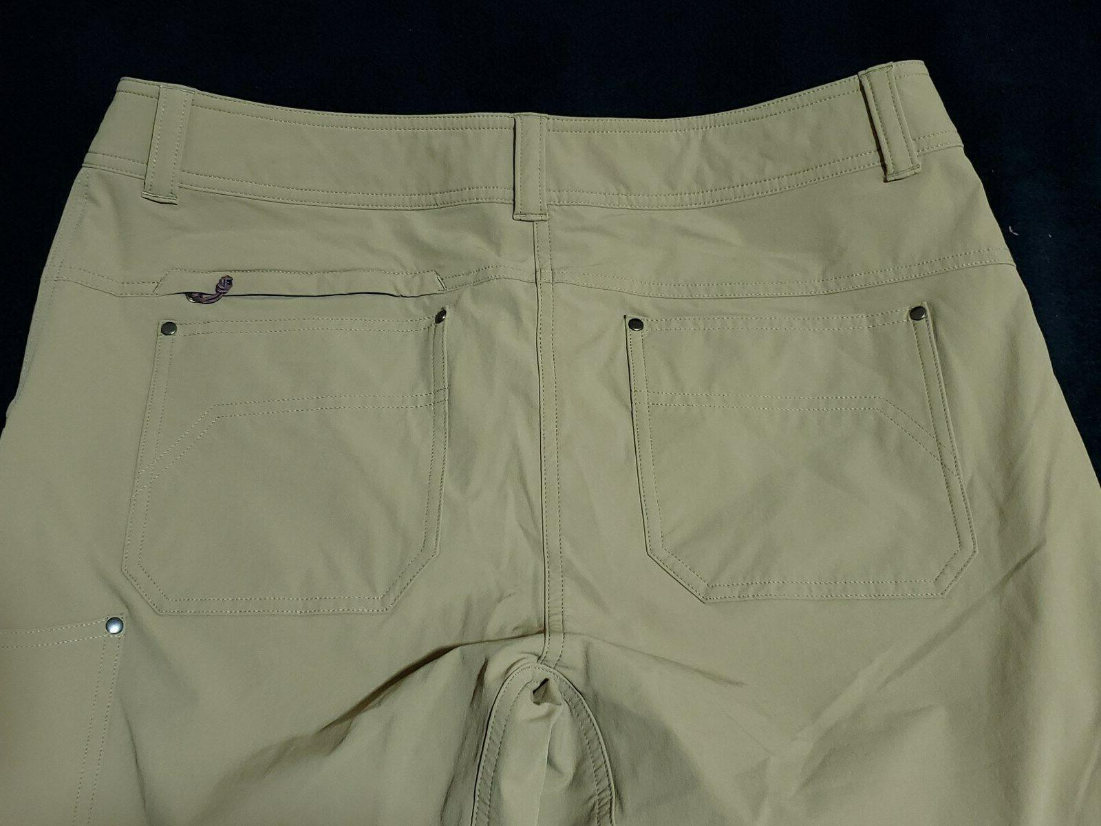 NWOT SITKA Men's KHAKI Pants