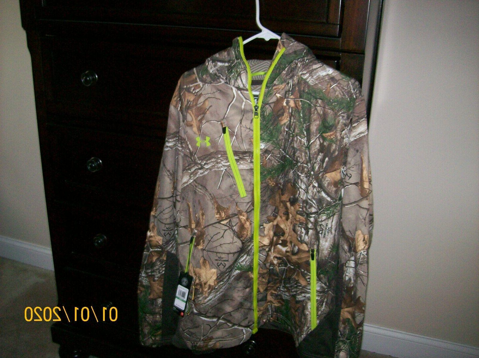 nwt mens sz large cold gear infrared
