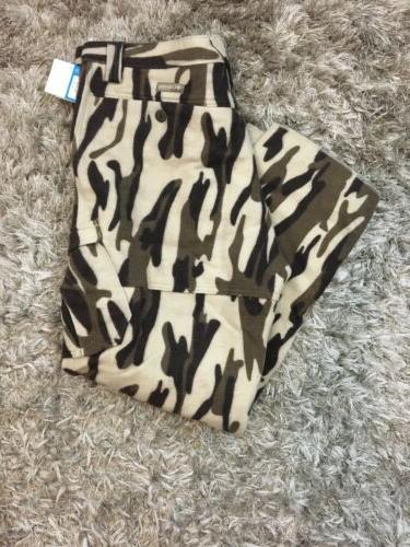 NWT Hunting Gear PHG Gallatin Wool Camo Pants XL