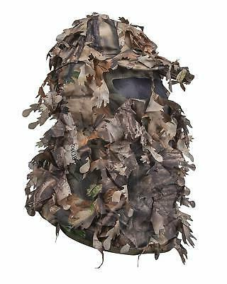 outdoor 3d ghillie leafy camouflage hunting hat