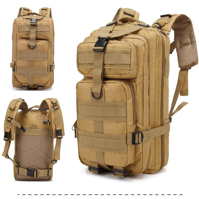 Outdoor Military <font><b>Gear</b></font> Bag Trekking Climbing