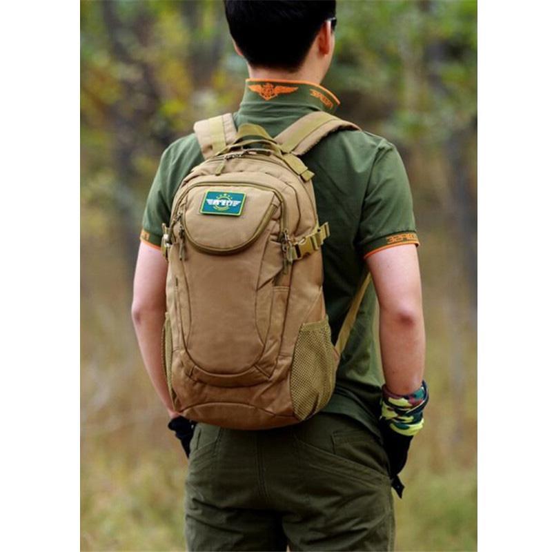Outdoor Backpack Tactical Bag for Trekking