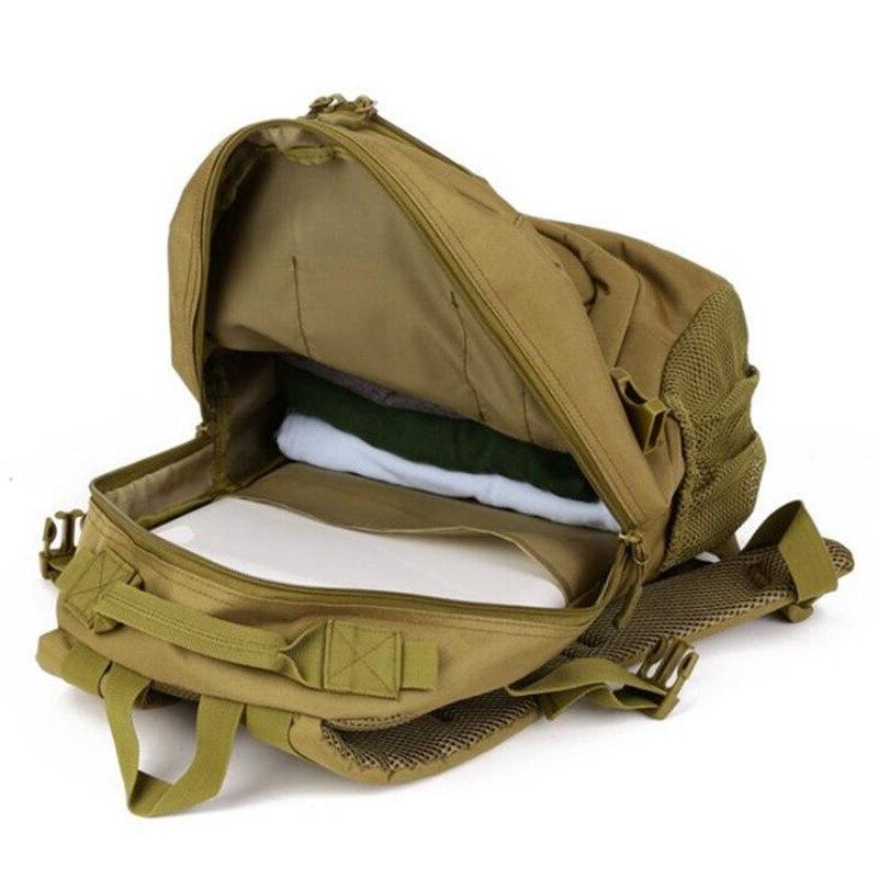 Outdoor Backpack <font><b>Gear</b></font> Tactical Bag Trekking