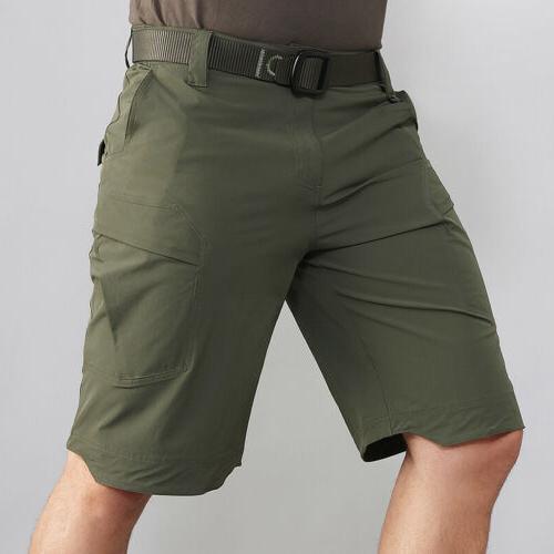 ReFire Hunting Cargo Shorts Men Pocket