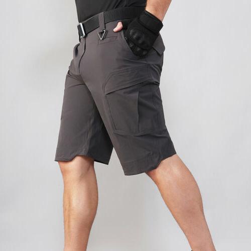 ReFire Hunting Cargo Shorts Men Pocket Tactical Pant