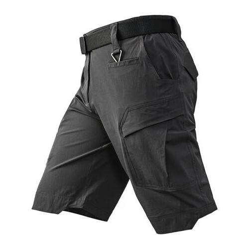 ReFire Outdoor Cargo Shorts Multi Pocket Tactical Military Pant