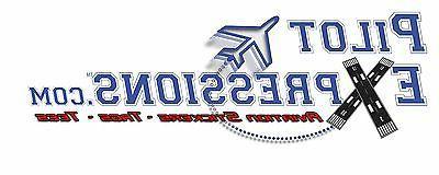 Outdoor Vinyl Sporting Aviation
