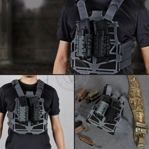 TMC Pistol Magazine Pouch MOLLE Mag Carrier 9mm Hunting