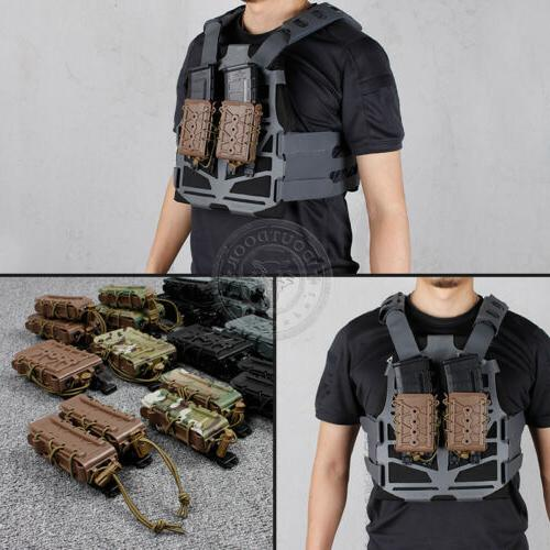TMC Pouch MOLLE Mag 9mm Duty Hunting