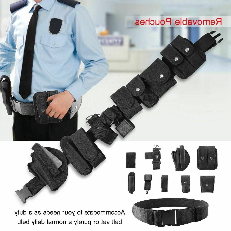 Police Guard Law Nylon
