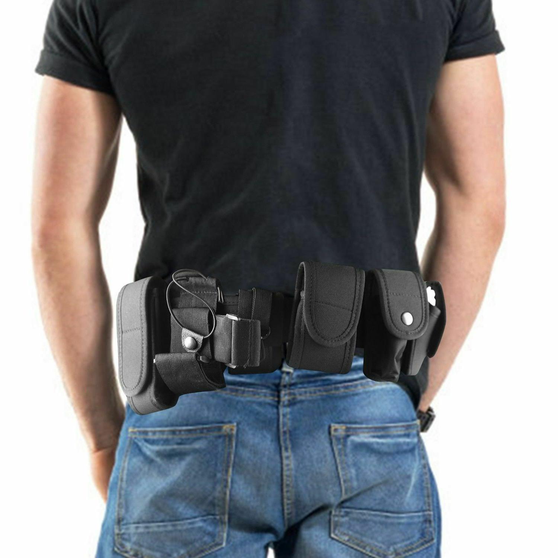 Police Law Enforcement Nylon Belt