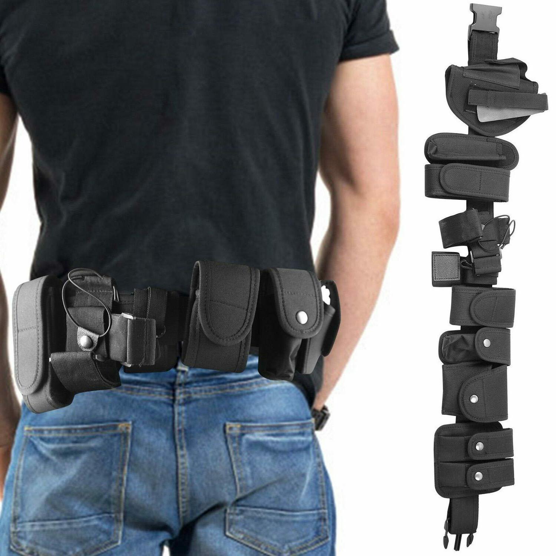 Police Law Enforcement Equipment Duty Nylon Belt