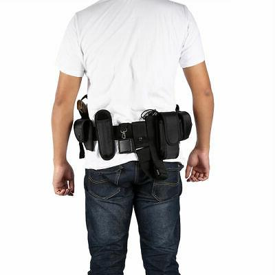 Police Officer Law Nylon Belt
