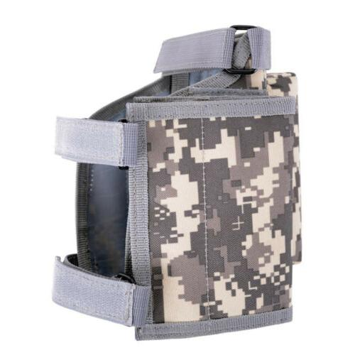 Portable Pouch Bag Buttstock Tactical