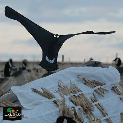 power flag goose decoy