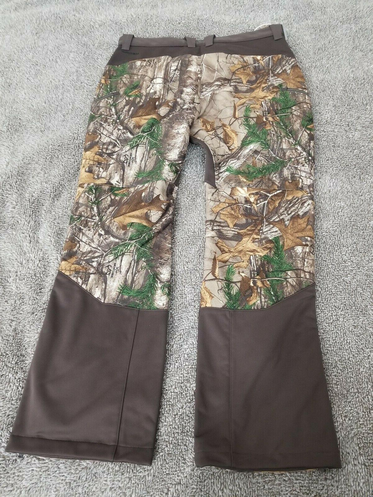 Under Armour Fleece Cold Season Pant Size 36x32