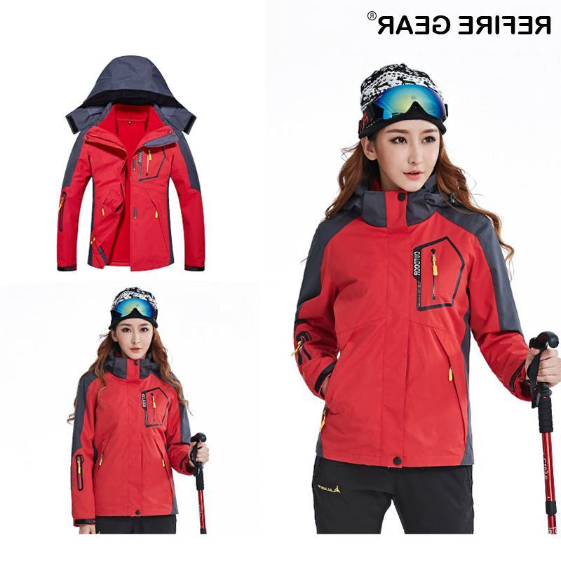 ReFire <font><b>Gear</b></font> Autumn Warm Windbreaker Coats <font><b>Jacket</b></font>
