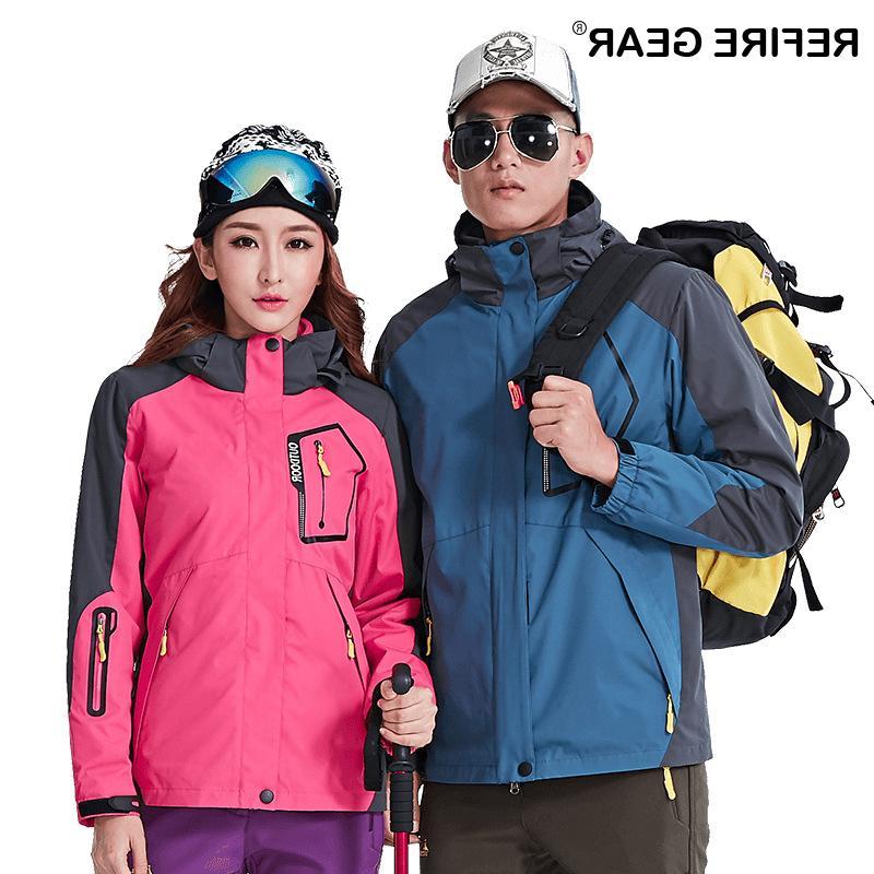 ReFire <font><b>Hunting</b></font> Clothes Warm Outerwear Coats Sport Camping <font><b>Jacket</b></font>