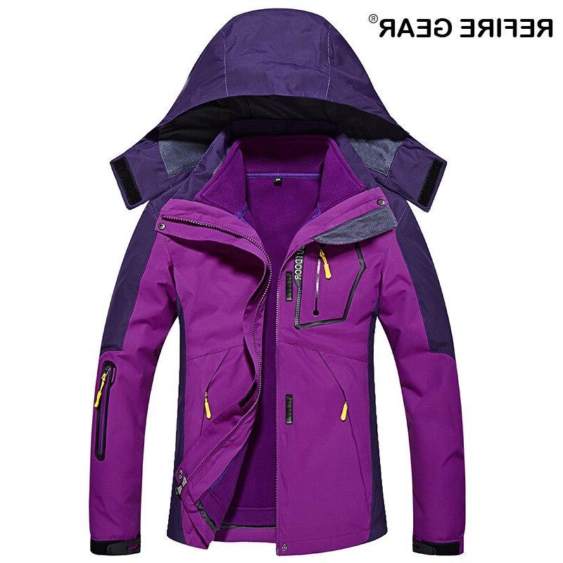 ReFire <font><b>Gear</b></font> Autumn Outdoor <font><b>Hunting</b></font> Warm Windbreaker Outerwear <font><b>Jacket</b></font>