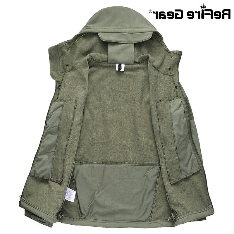 ReFire Waterproof Tactical Jacket Military Clothes