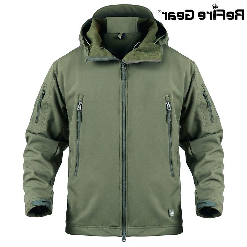 ReFire <font><b>Gear</b></font> Waterproof Tactical Jacket Camouflage Military Winter Hooded <font><b>Hunt</b></font> Clothes