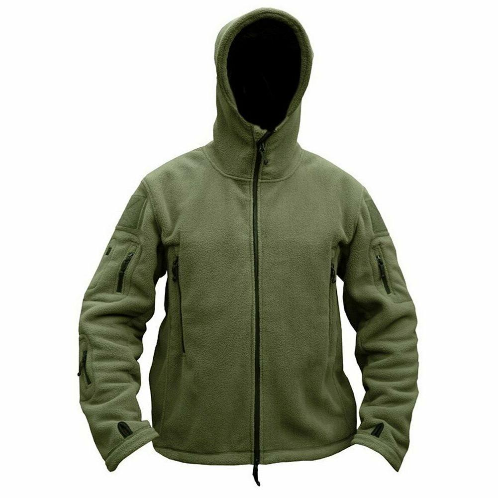 ReFire Military Hoodie Jacket
