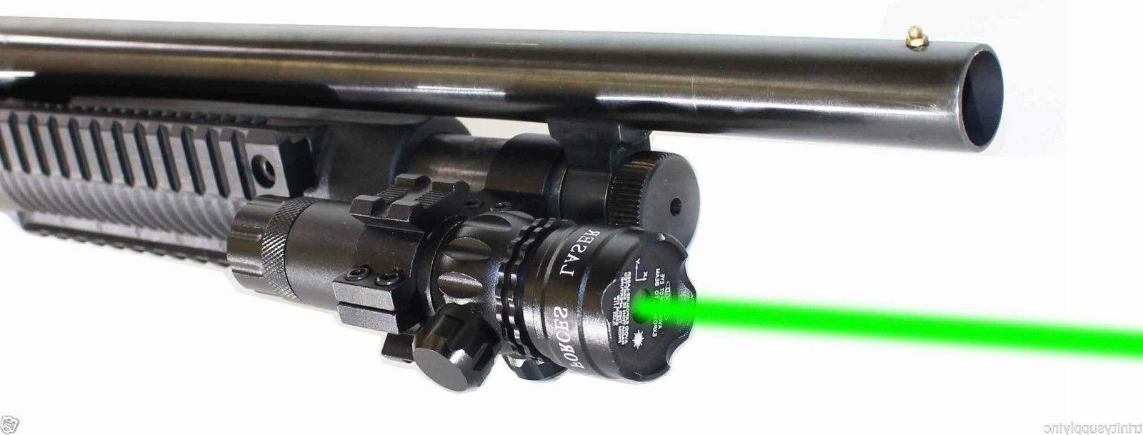 remington 870 12 gauge shotgun green dot