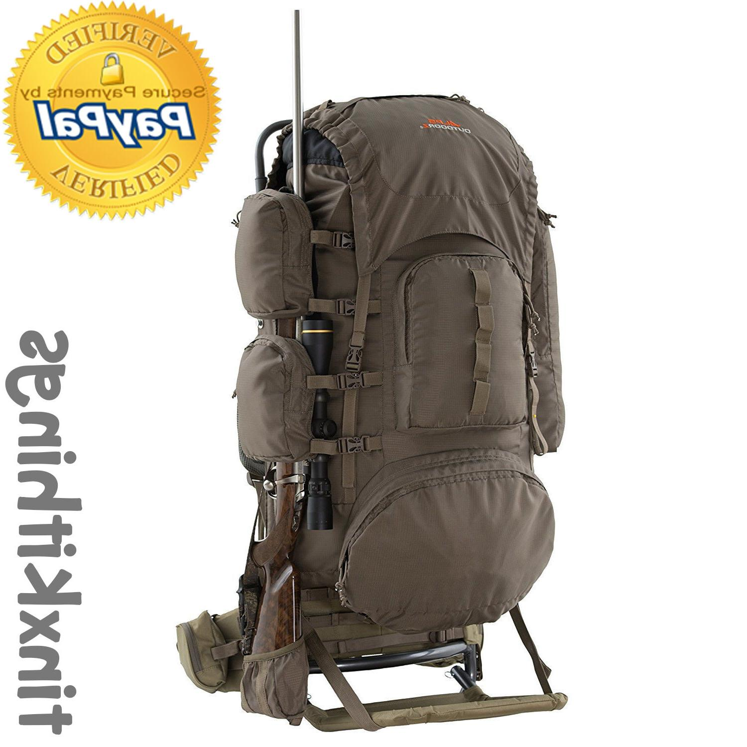 Freighter Frame Back Gear Hydration Pocket Camping Hunting