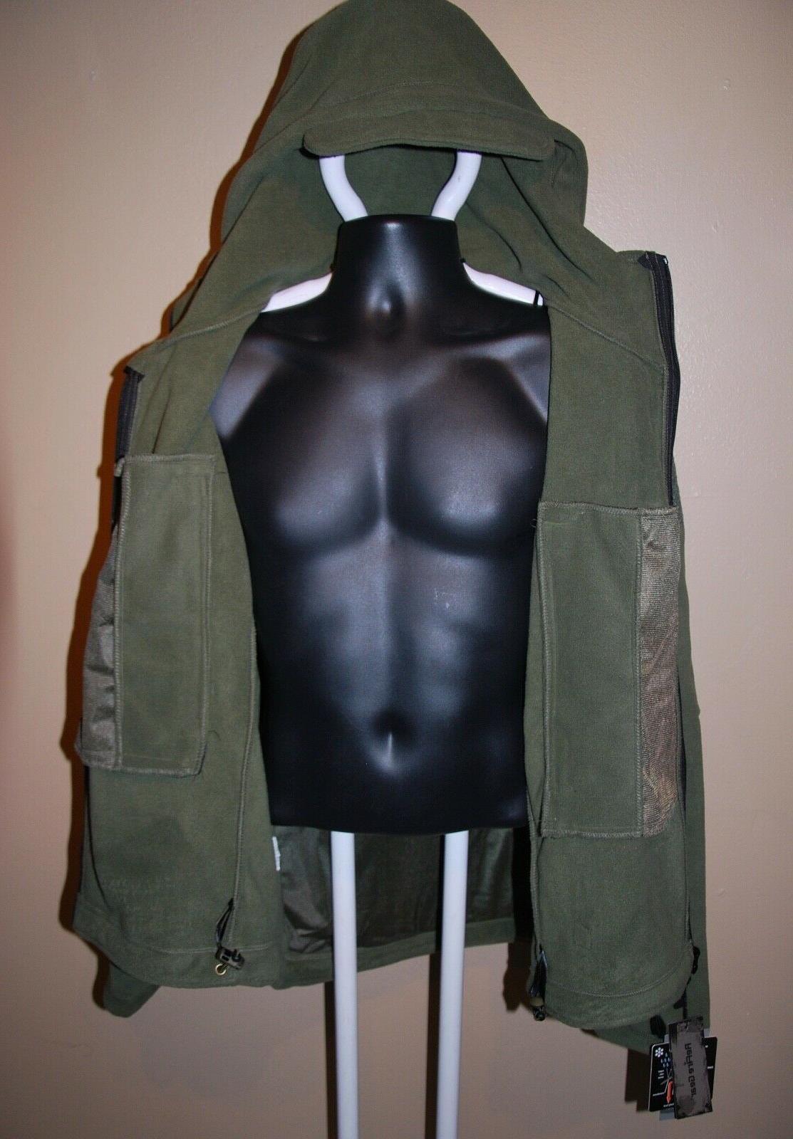 ReFire Tactical Jacket Hoodie