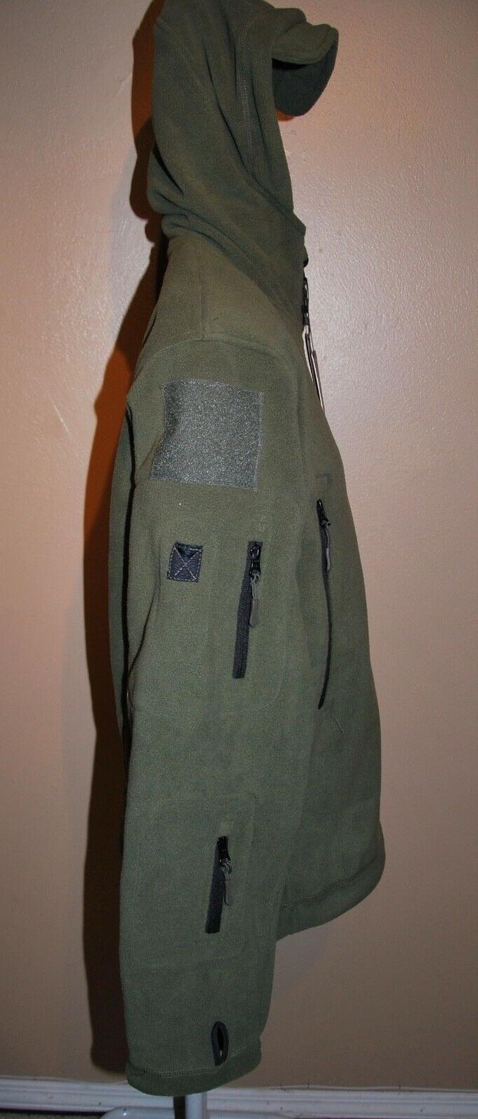 ReFire Gear Shark Tactical Hoodie XXL Green