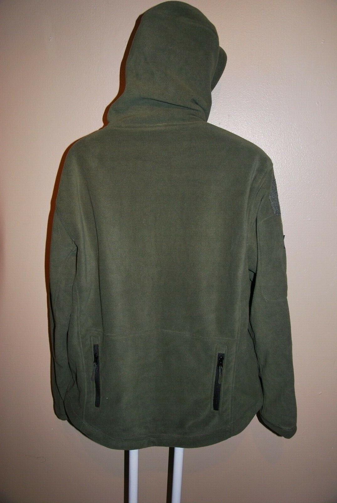 ReFire Gear Tactical Jacket Thermal Hoodie Jackets