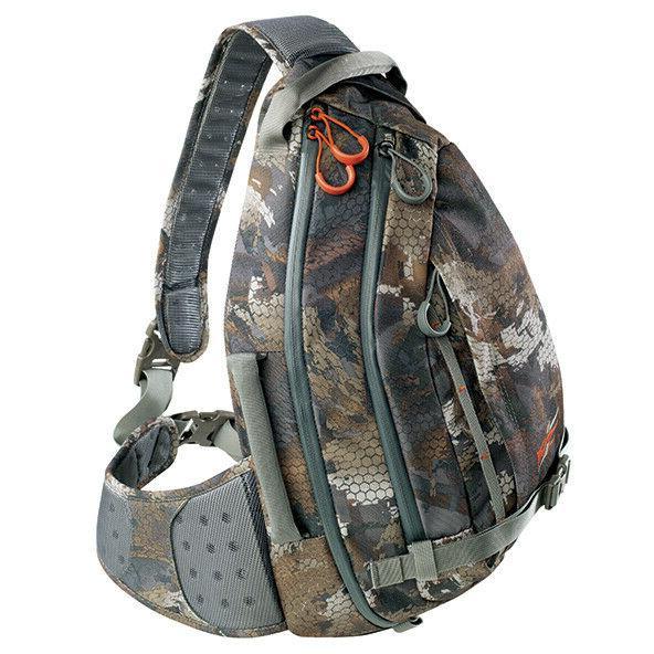 sling choke bag optifade timber new